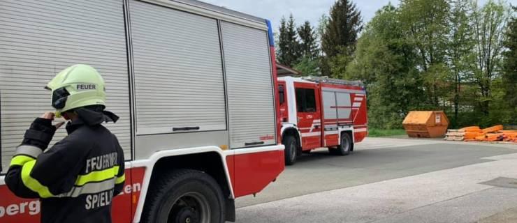Brandmeldeanlagenalarm