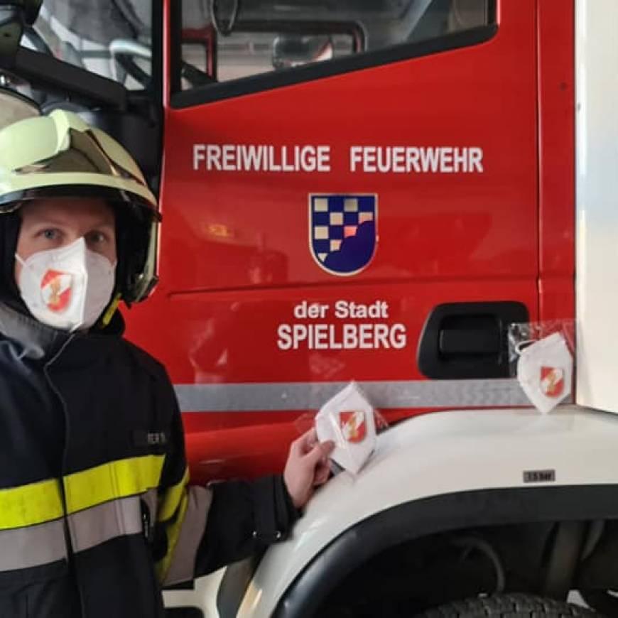 Spende FFP2-Schutzmasken